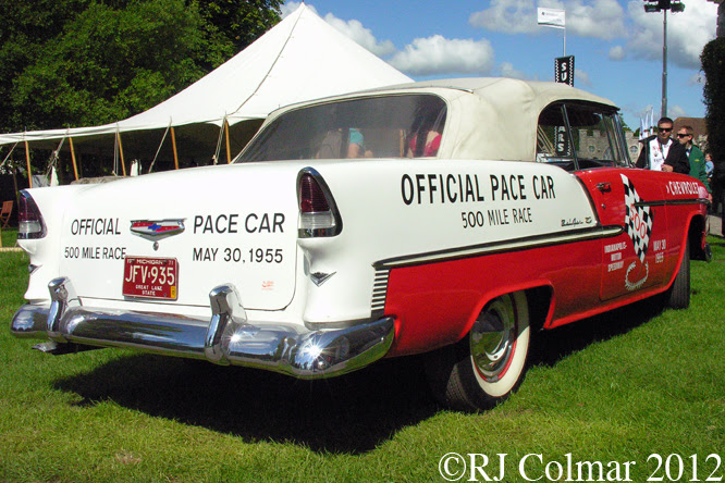 Chevrolet Bel Air, Goodwood FoS