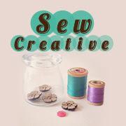 Sew Creative Blog Button