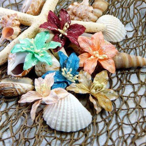 Seaside Lilies