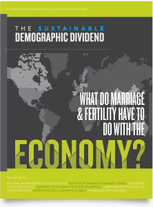 SUSTAINABLE DEMOGRAPHIC DIVIDEND