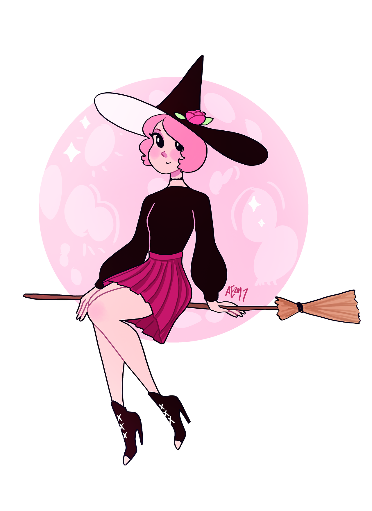 I don't care if it's July I will still draw witch gems and you can't stop me