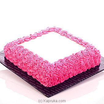 Kapruka.com: Kapruka Large Size Ribbon Cake Cake - Kapruka ...