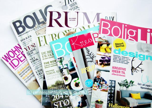 Danish magazines