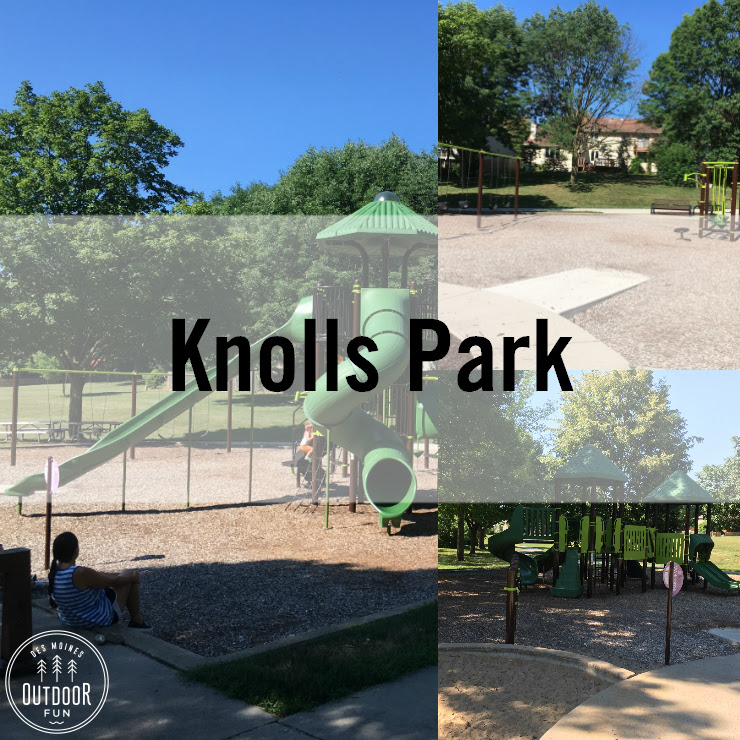 Knolls Park West Des Moines Iowa Des Moines Outdoor Fun