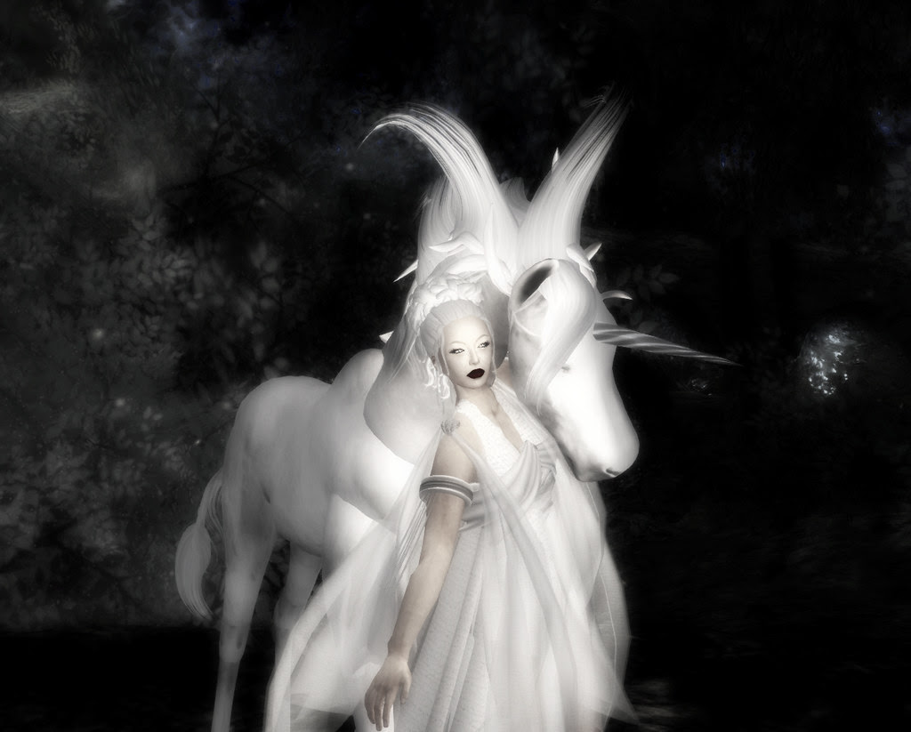 One Of Sixteen Vestal Virgins A Whiter Shade of Pale