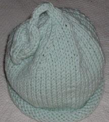 green leaf hat 1