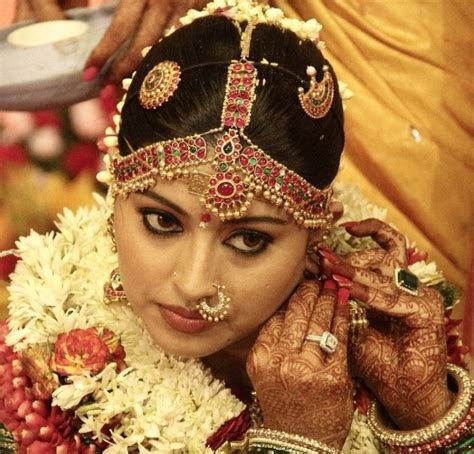 South Indian Bridal Head Pieces ? India's Wedding Blog