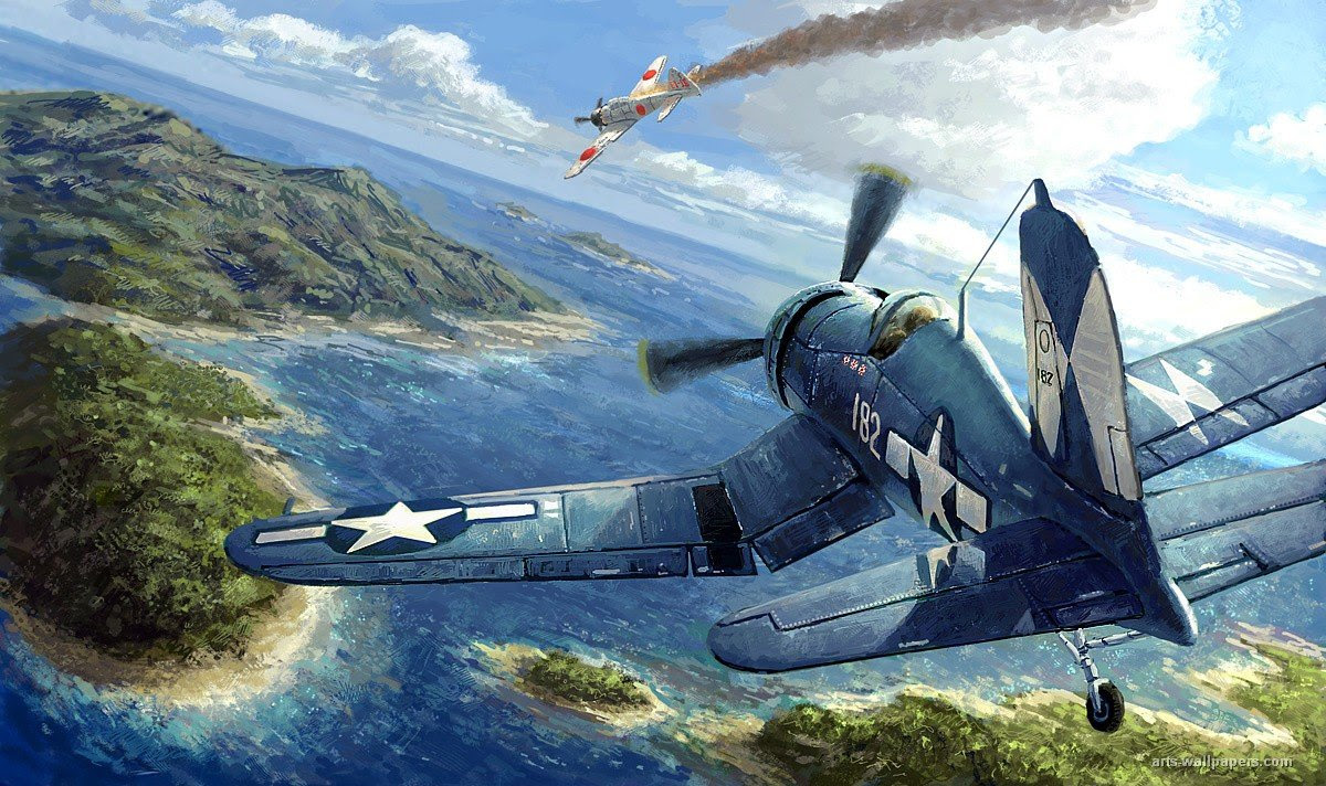 HD WW2 Plane Wallpapers WallpaperSafari Aircraft Wallpaper News