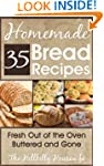 35 Homemade Bread Recipes - Fresh Out...