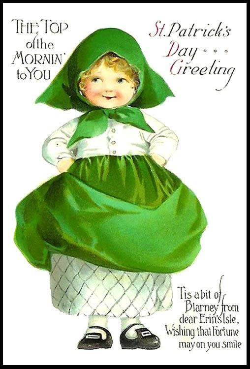 The Top Of The Morning To You St Patricks Day Greeting Pictures