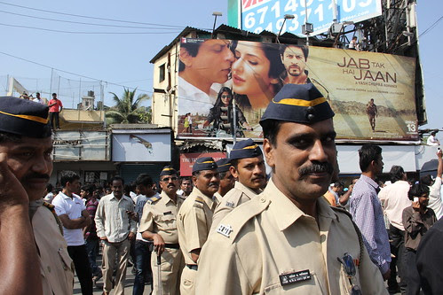 Jab Tak Hai Jan - Mumbai Police ..Deti Rahegi Pran by firoze shakir photographerno1