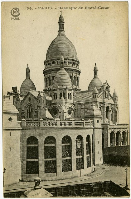 54. - PARIS. - Basilique de Sacré-Coeur