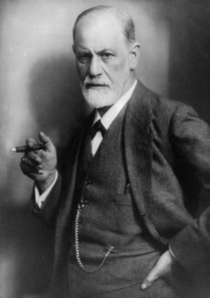 Sigmund Freud. Foto: Max Halberstadt (1882-1940) [Public domain], via Wikimedia Commons