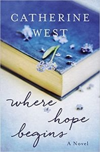 { Where Hope Begins by Catherine West - TLC Book Tour }