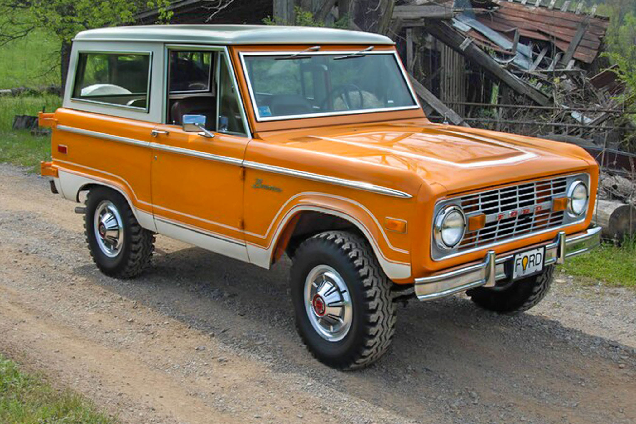 2021 ford bronco anticipation looking back to the 50th
