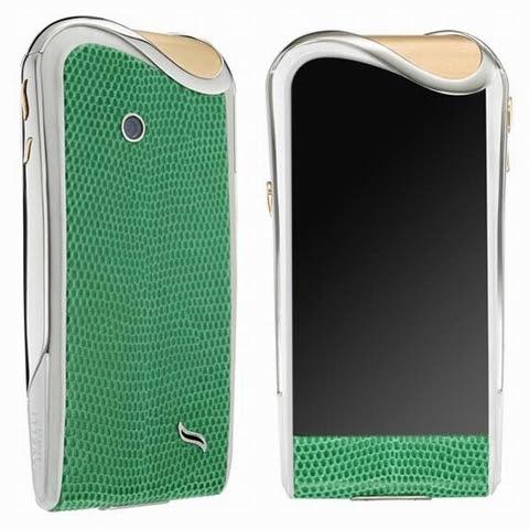 điện thoại, smartphone, android, nạm kim cương, Savelli, Thụy Sĩ