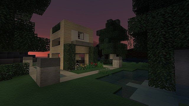 5x5 House Download Minecraft Project