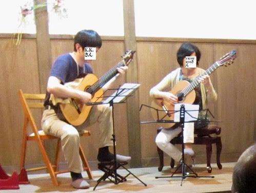 yayoyayoさんK.K.さんの二重奏 2012年7月14日 by Poran111