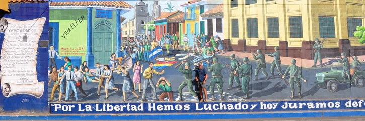 Leon, Nicaragua,