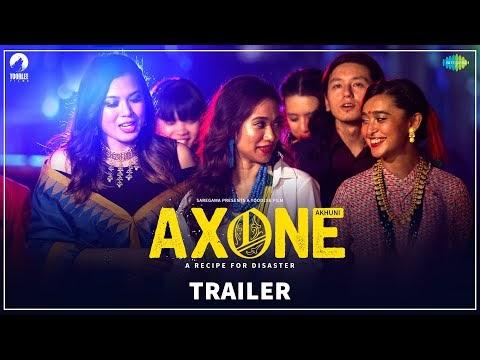 Axone Hindi Movie Trailer