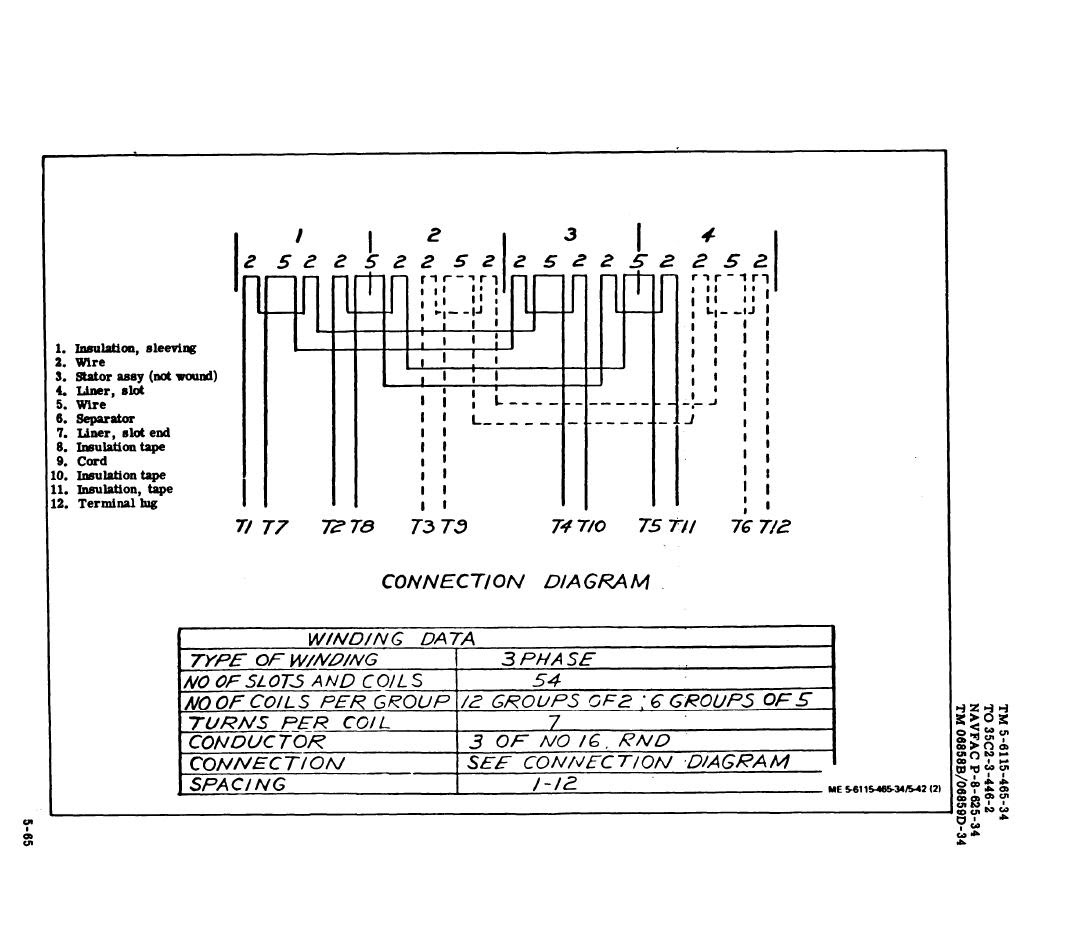 C35 9 Tooth Stator Wiring Diagram Wiring Library