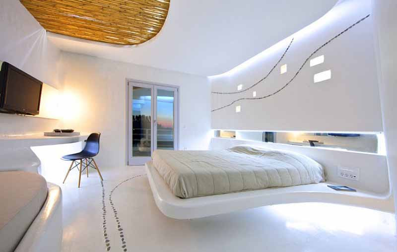 Konsep Desain Interior Futuristik – Waskita Chandra