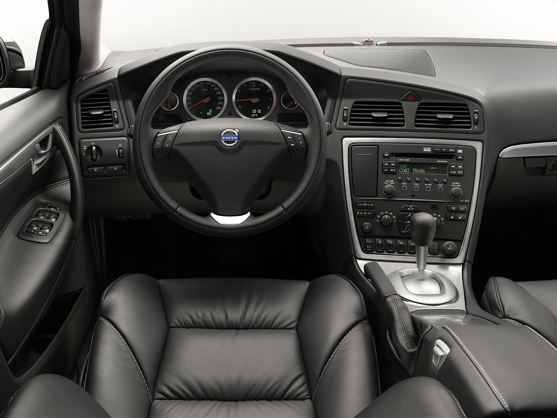 Volvo S 2009 2010 Autoevolution