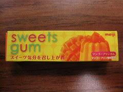 Mango Pudding Sweets Gum
