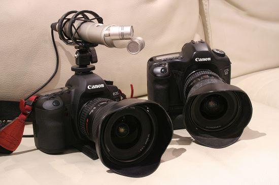 Canon EOS 5D MarkII