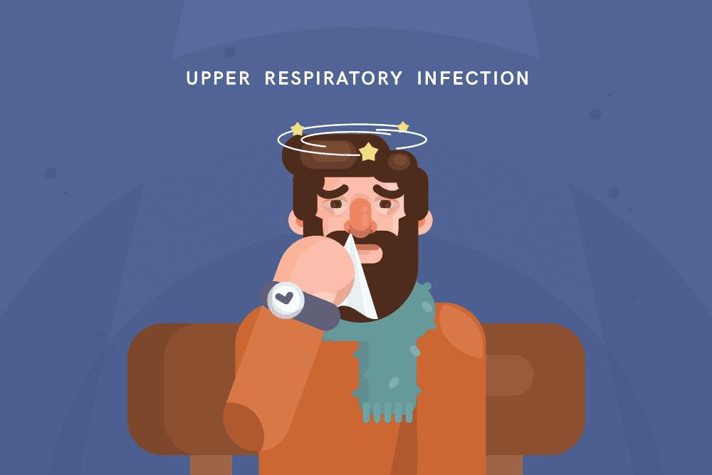 U.R.I. = Upper Respiratory Infection or Un Real ...