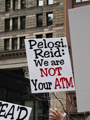 We Are Not Your ATM