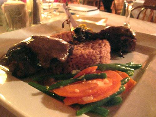 Dinner at Kingston Cafe