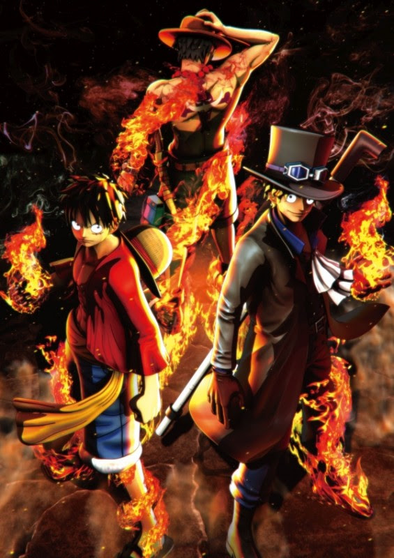 one piece burning blood13