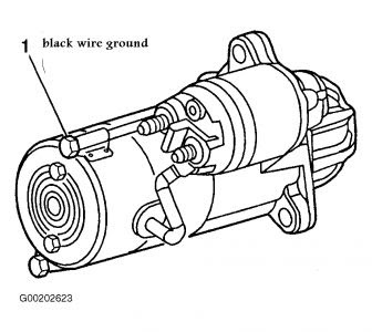 2000 Chevy Cavalier Starter Wiring Diagram Wiring Diagram