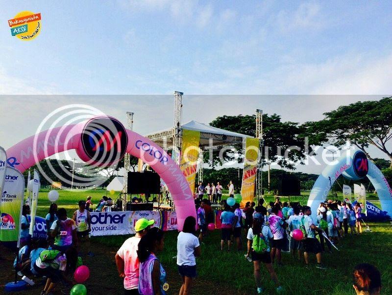 Color Run Manila
