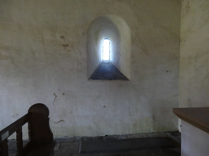 St. Oran's Chapel on Iona