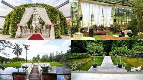 Garden Wedding Venues In Klang Valley   Venuescape