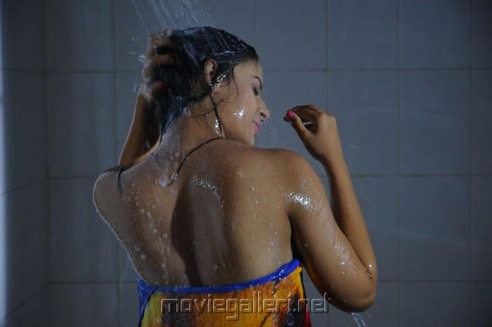 Hot Anuhya Reddy Bath Stills