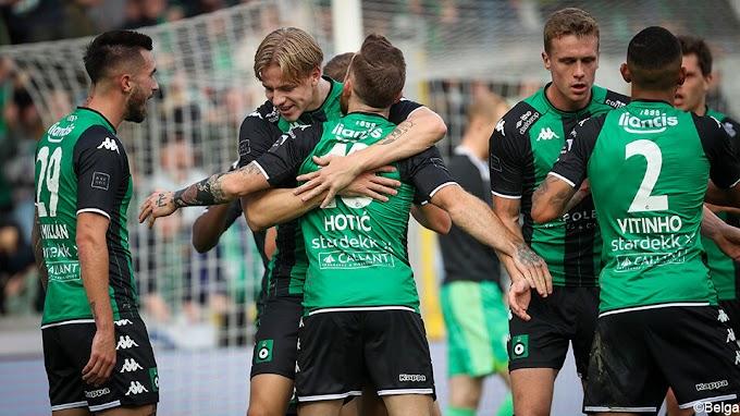 LIVE: Cercle Brugge voert in de beginfase de druk op
