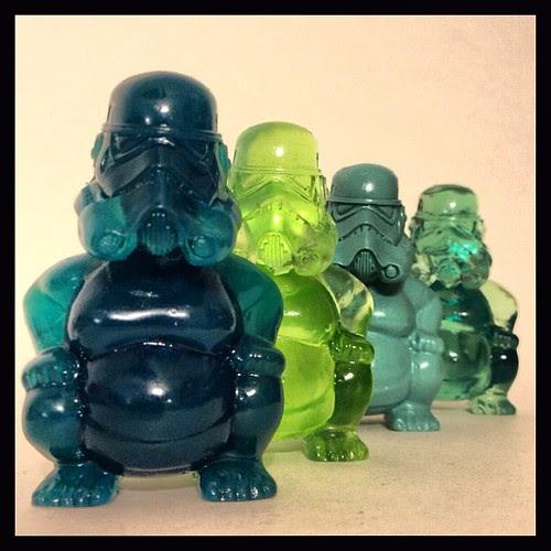 Green SumoTrooper 3