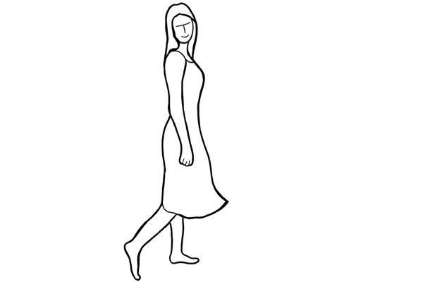 Позирование: позы для женского портрета 2-13