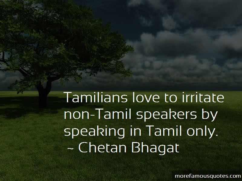 Tamil Love Quotes Top 3 Quotes About Tamil Love From Famous Authors