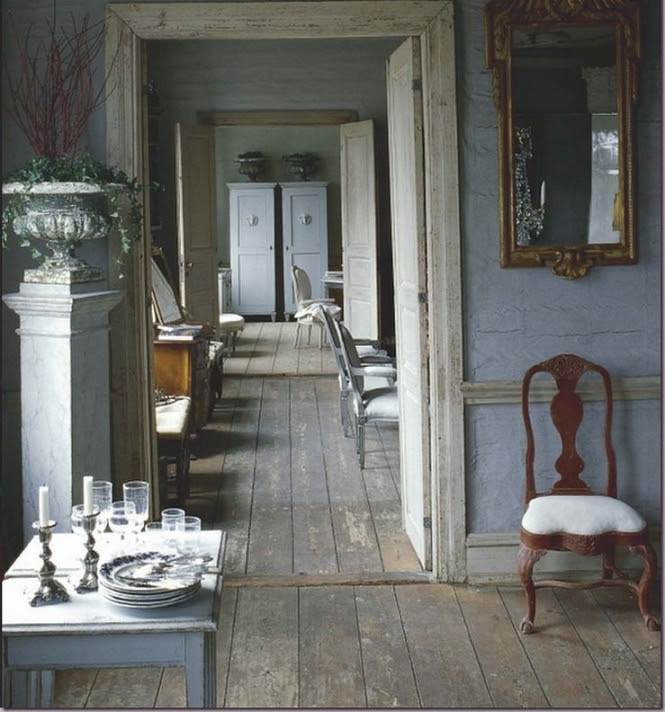 Gustavian Swedish Style | Laurel Home Blog | by Laurel ...