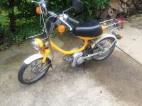 Get 1981 Yamaha Moped Wiring Diagram PNG