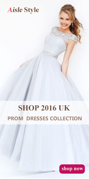 2016 UK prom dresses collection