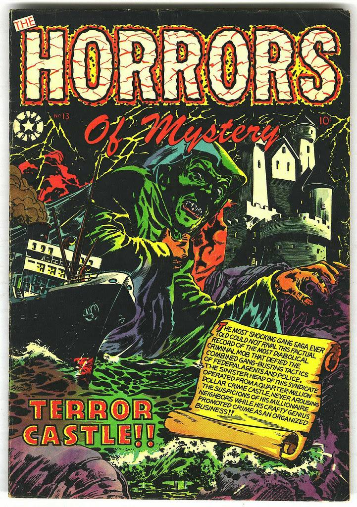 The Horrors Of MysteryHorrors #13 (Star, 1953)