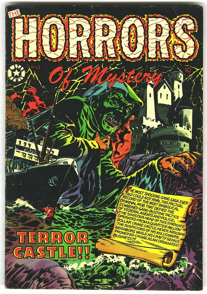 The Horrors Of MysteryHorrors #13 (Star, 1953)