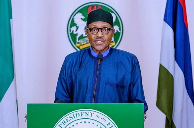 BREAKING:- President Buhari Extends Total Lockdown By 7 Days In Lagos, Ogun & FCT (Read Full Speech)