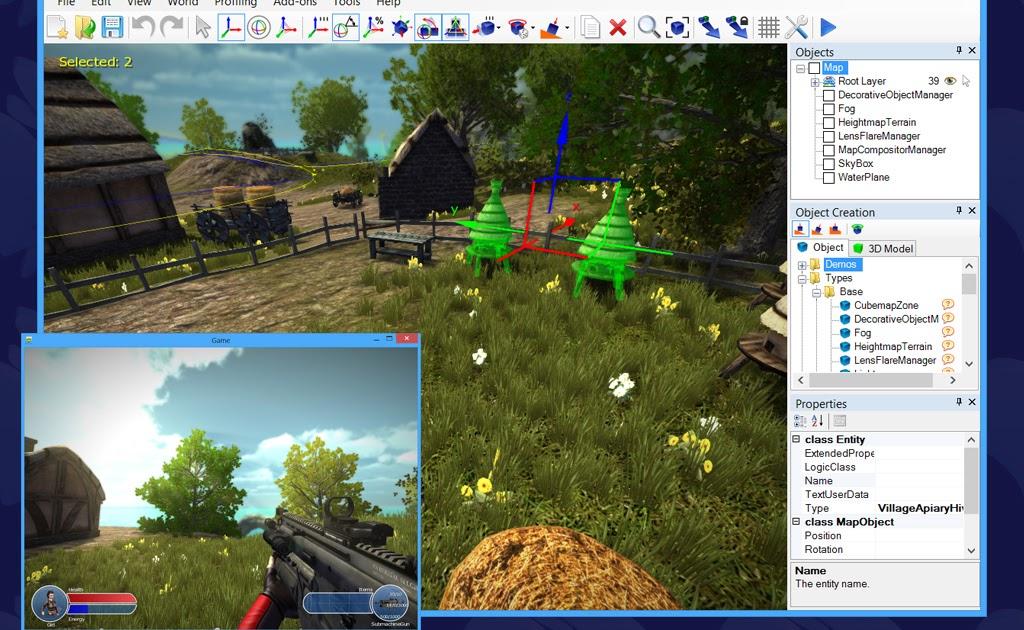 Screenshot Image Fortnite Mod Db