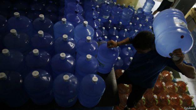 Agua Mineral (Reuters)
